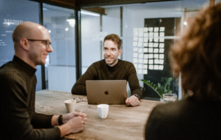 Digitale marketing strategische sessie