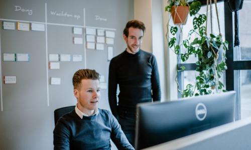 Digitale marketing strategie en identiteit