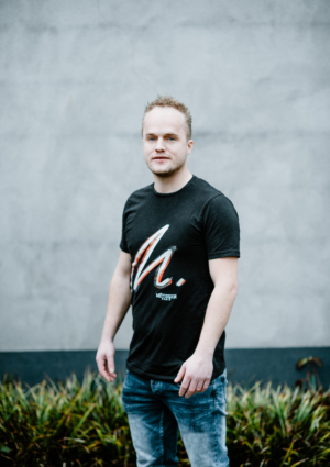 Meryn - Front-end developer - Fervent Digital