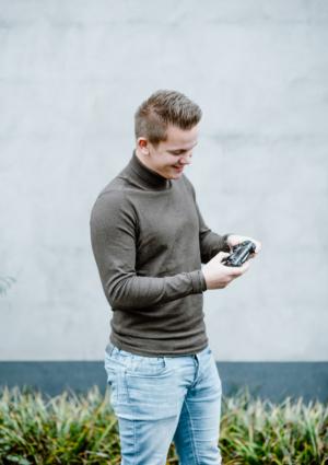 Dennis - Front-end developer - Fervent Digital