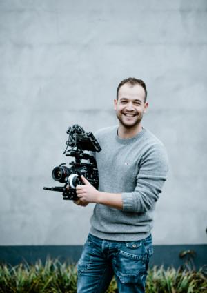 Ivo - Filmmaker - Fervent Digital
