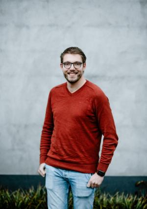 Sander - Front-end developer - Fervent Digital