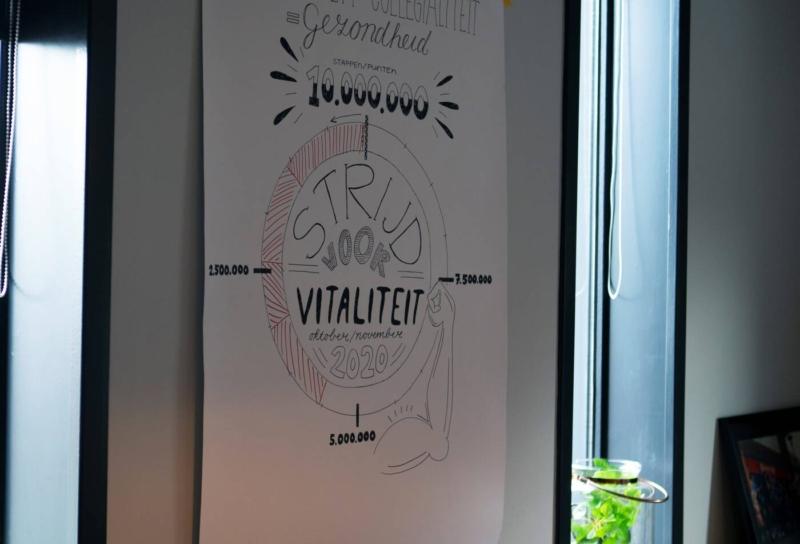 Strijd voor vitaliteit - Fervent Digitale Marketing
